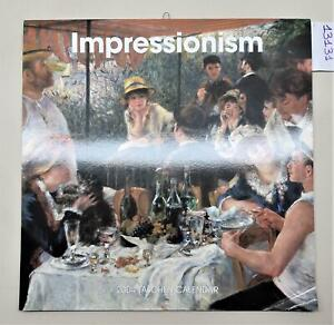 Calendario Calendar 2004  Impressionism Taschen