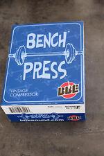 BBE  bench press vintage compressor new in box
