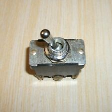 Vintage BULGIN Toggle Switch 250V  10A  S780