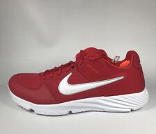 Red Alpha Huarache Elite 2 TF Turf Shoes Size 11.5 NIB AJ6877
