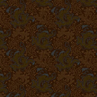 Windham Kindred Spirits (2503-736), Brown Quilting Fabric, Per 1/4 Metre