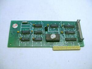 RARE Corvus Hard Drive Interface Card for Apple II, Apple II+, Apple IIe - Rev G