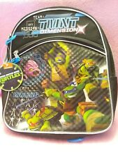 Nickelodeon Teenage Mutant Ninja Turtles Kids Backpack Nwt Team: Tmnt
