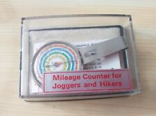 Vintage Littleped Pedometer in original box with original instructions
