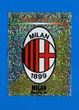 """CALCIATORI PANINI 1996-97 Figurina-Sticker n. 171 - MILAN SCUDETTO """"punto"""" -New"""