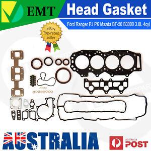 Head Gasket VRS Kit Set-Ford Ranger PJ PK Mazda BT-50 B3000 3.0L 4cyl