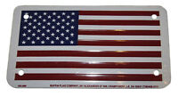 "USA American US United States Of America 4""x7"" Bike License Plate Sign"