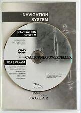 04 05 2006 2007 JAGUAR VANDEN PLAS XJ8 XJR XJ SEDAN NAVIGATION CD DVD US CANADA