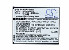 NEW Battery for BLU D630L D630U Studio 5.5S C786340235T Li-Polymer UK Stock