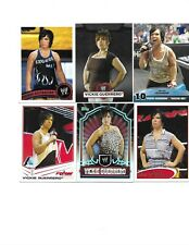 TOPPS WWE WCW FROM EL PASO TEXAS 6 VICKIE GUERRERO WRESTLING CARDS A NICE MIX