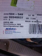 ACDelco 504-549 Rear Air Adjustable Shocks