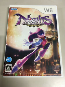 Nights: Hoshi Furu Yoru no Monogatari (Journey of Dreams)  [ Wii ] Japan Import