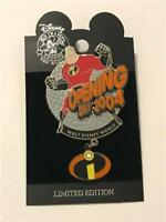 2004 WDW INCREDIBLES OPENING DAY EPCOT/MR. INCREDIBLE LE 3000 DISNEY PIN 33916
