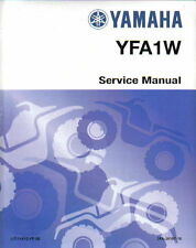 1989-2004 Yamaha 125cc Breeze YFA1W ATV Service Manual : LIT-11616-YF-00