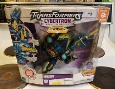 Transformers Cybertron Primus Unleashed Ultra Class Menasor