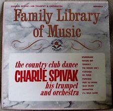 Charlie Spivak The Country Club Dance 1963 Bellflower BIG BAND JAZZ Sealed LP