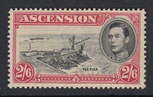 Ascension, Sc 47a (SG 45), MHR