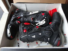 New Sidi Vortice Air Boots Black US Size 7