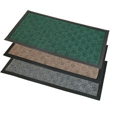 JVL Firth Tile Design Indoor Door Mat 40 X 70cm