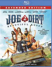Joe Dirt 2: Beautiful Loser EXTENDED EDITION (Blu-Ray + Digital HD 2016) SEALED