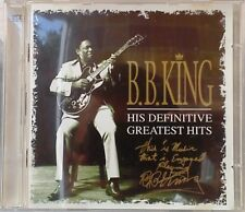 B.B. King - His Definitive Greatest Hits (CD 1999) 2 Disc 34 Track