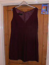 Stunning Karen Millen dress size 14. Also selling coordinating coat. Worn once.