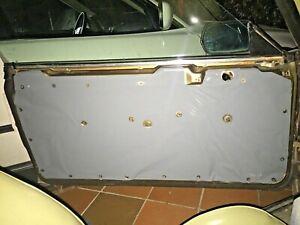 BMW 628CSi - M635CSi - E24 - DOOR LINERS