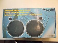 Car Speaker Set, 2-Wege-System, 200 W, 4 Ohm, #IK-87