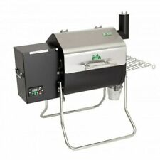 GMG Smokers Davy Crockett Sense Mate Electric Tailgating Grill with Meat Probe - Black