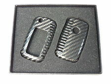 Pinalloy Carbon Fiber Schlüssel Cover Hülle case VW Golf Beetle Jetta GTI 09-13