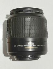 Nikon Lens AF-S DX SWM Nikkor ED 18-55mm 3.5-5.6 G  18-55 mm