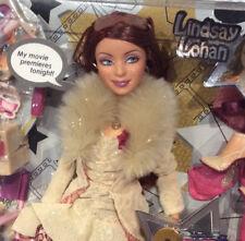 My Scene Goes Hollywood Lindsay Lohan doll NRFB Barbie Kennedy