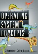 Operating System Concepts by Silberschatz