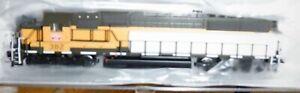Athearn N scale  SD70  Spokane Portland & Seattle #382  DC  7333  SP&S