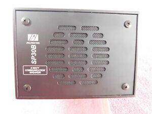 PALSTAR  SP30B Five (5) Watt Station Speaker original box & manual excellent NR