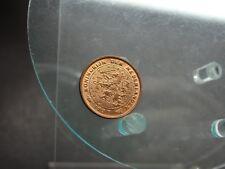 ½  Cent 1937 Königreich Niederlande