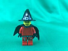 Evil Wizard Fantasy Era Castle Cape 7093 Skeleton Tower Lego Minifigure figure