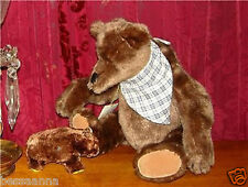 American Designer Collection Brer Bear Teddy Bear