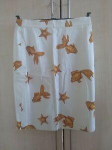 Escada   multi coloured  Goldfish skirt 40