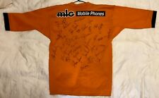 BALMAIN Tigers Rugby League Football Jersey XL SIGNED