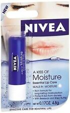 Nivea Lip Care Moist Essential 6 X 0.17 oz