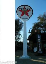 Brand New Banjo Sign Pole- Quality Workmanship - Made in USA gas pump sign
