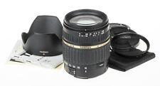 Tamron 18-200mm f/3.5-6.3 LD Di-II XR AF IF ASP macro A14 Lens Canon | excellent