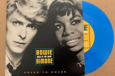 david bowie/ nina simone wild is the wind    exclusive limited edition blue viny