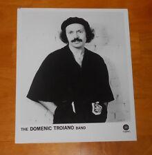 The Domenic Troiano Band Photo Poster Original Promo 8x10 Guess Who