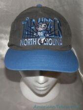 RARE Vintage 1984 80s Gray NCAA NORTH CAROLINA TAR HEELS Jordan Snapback Hat Cap
