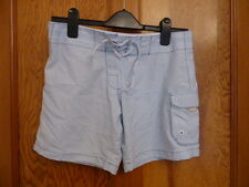 Ladies ANIMAL Pale Blue Board Shorts - Size XS
