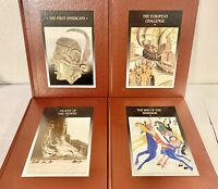 THE AMERICAN INDIANS Time-Life Books Lot Of 4, Near Mint
