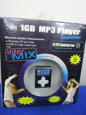 Spi 1Gb Mp3 Player Inter Mix Dance 250 Songs Nos in Box Sealed (A22)
