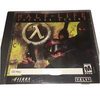 Half-Life: Counter-Strike Video Game Windows 98/ME/2000 PC, 2000